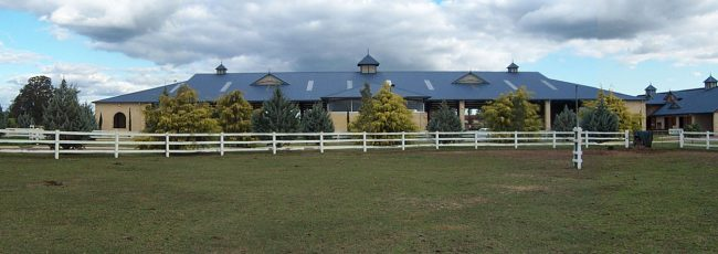 Equestrian Camping - camp at brookleigh while you have a competition or clinic.