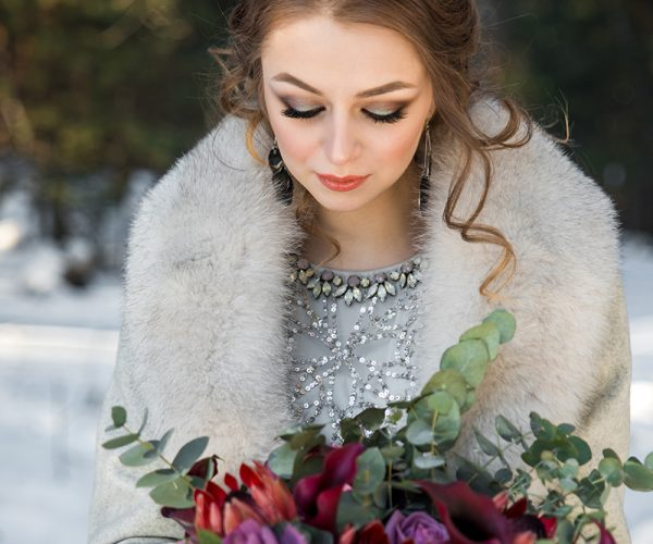 Winter Weddings at Brookleigh